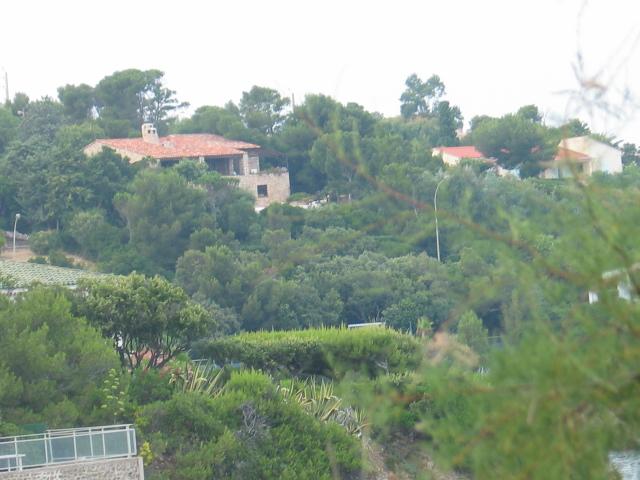 De villa uit het zicht