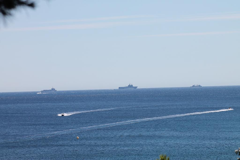 """""""La parade du 15/08/14 Vers Toulon"""""""