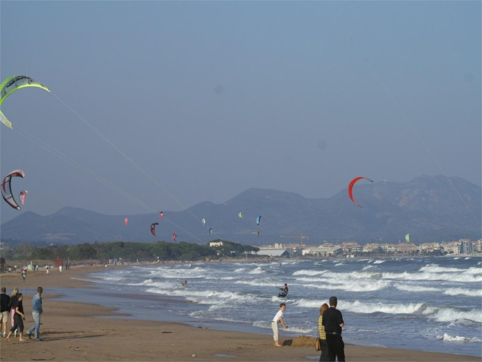 Kite surf Frejus