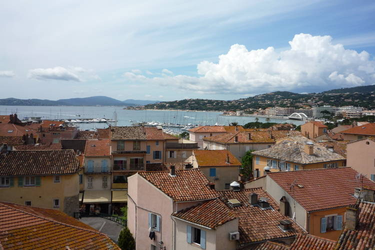 St-Maxime, in front of St-Tropez